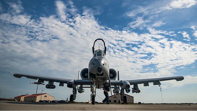 A-10, HH-60 aircrews hone CSAR capabilities