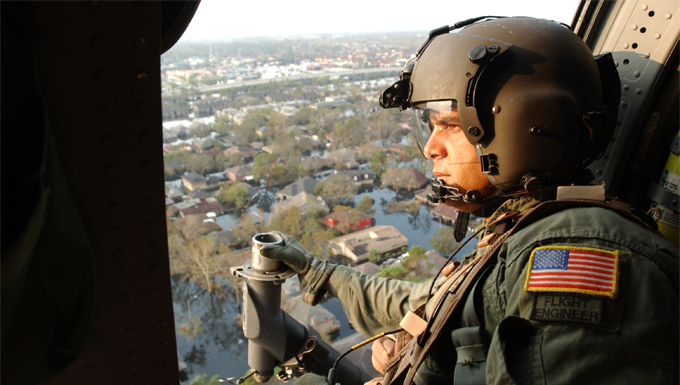 Jolly green career aviator leaves giant footprint on rescue mission
