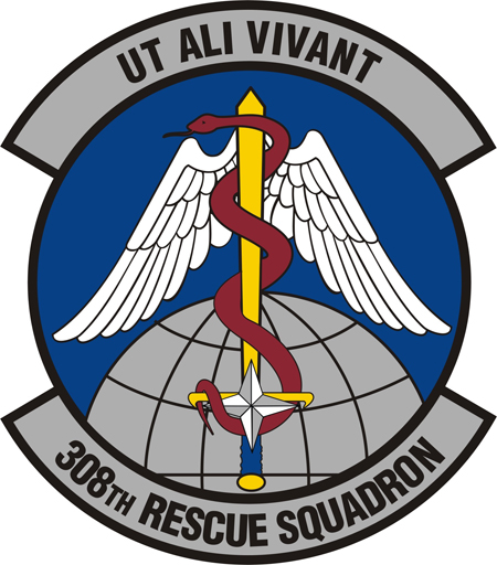 The 308th Rescue Squadron, Patrick Air Force Base, Fla.